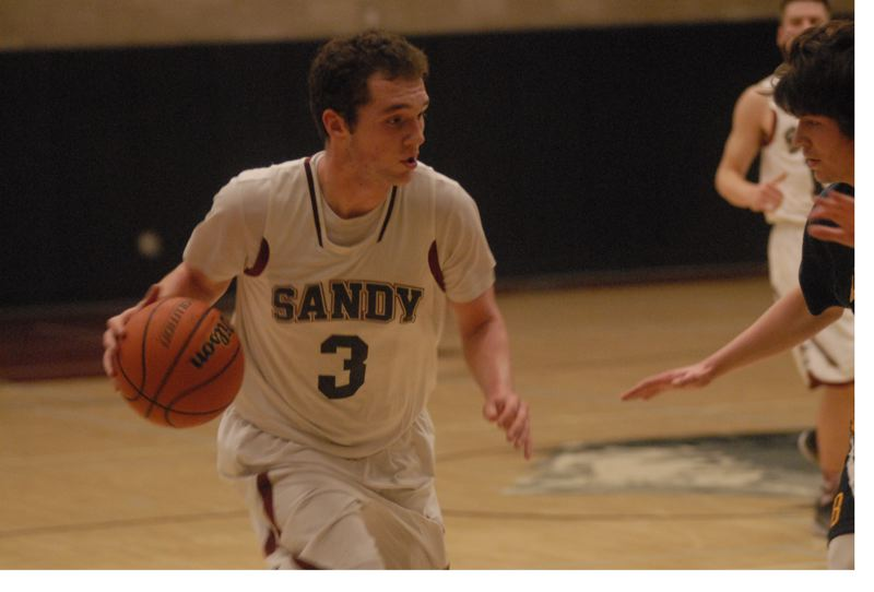 Sandy pulls away in the fourth quarter
