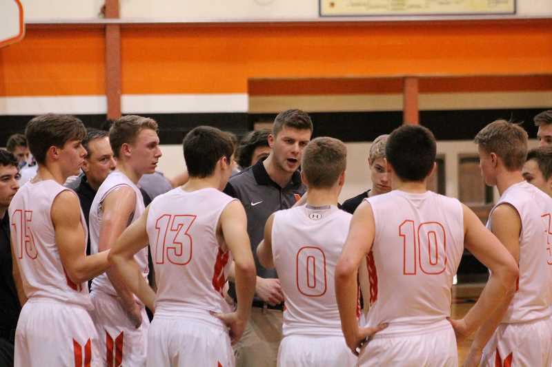 Molalla boys finish season on high note but miss playoffs