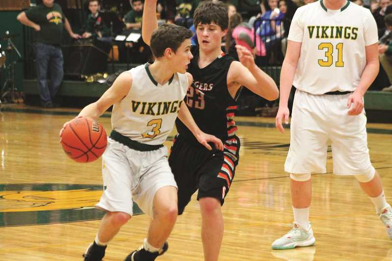 Colton boys fall to no. 2 Amity in first round