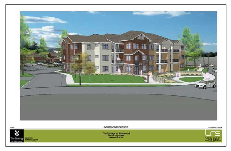 Planning Commission approves 20 assisted living, 73 independent living units for The Springs