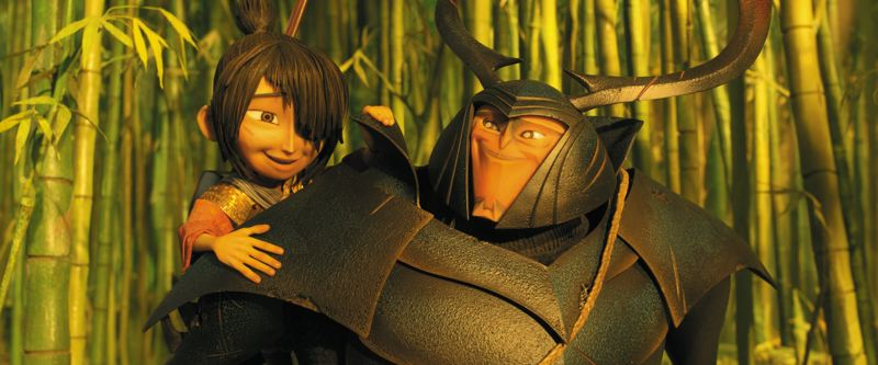 COURTESY PHOTO - 'Kubo and the Two Strings' was Laika's latest Academy Awards nominee.