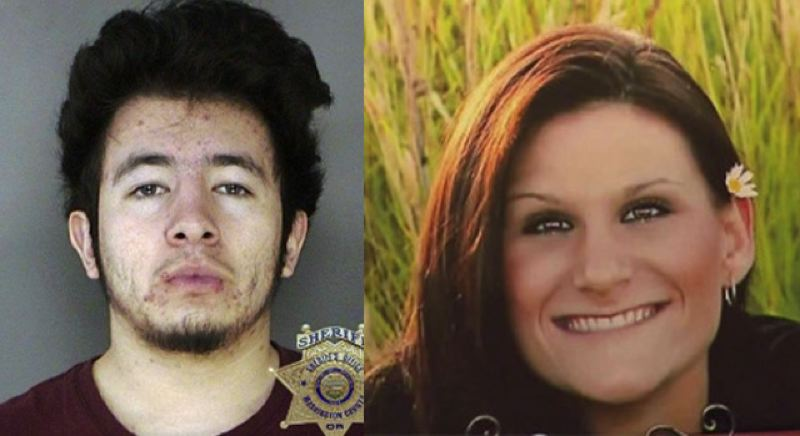 PHOTO COURTESY WASHINGTON COUNTY SHERIFF'S OFFICE - Jaime Tinoco and Nicole Laube.