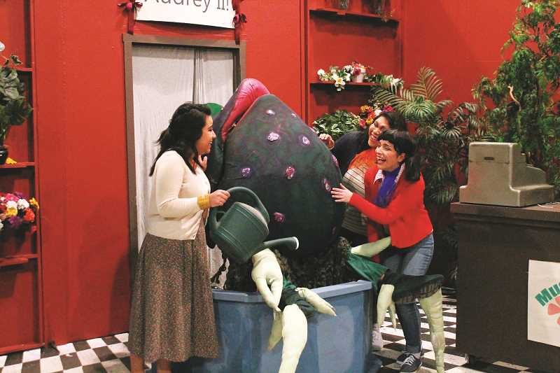 MHS production of 'Little Shop of Horrors' opens this week