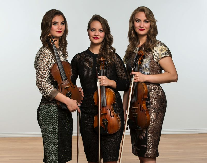 The Walters welcomes Texas fiddle trio to the stage