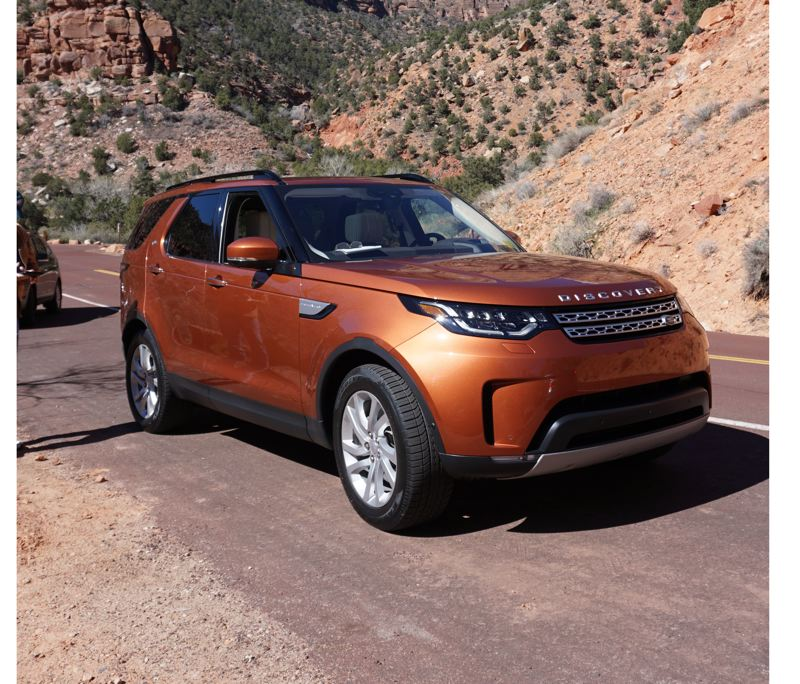 PORTLAND TRIBUNE: JEFF ZURSCHMEID - The 2017 Land Rover Discovery has been completely redesigned to carry on the company's  tradition of luxury and go-anywhere performance.