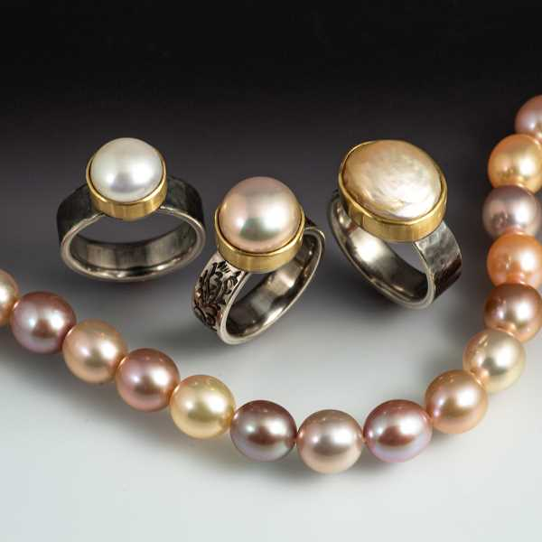 Trios Studio hosting its annual 'Pearls of the World' exhibit and sale