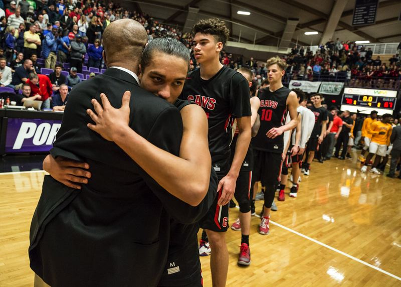 Clackamas falls short against Jefferson in 6A final, 70-67