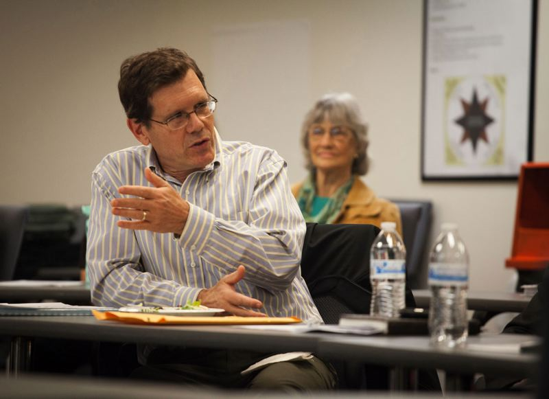 TRIBUNE FILE PHOTO - Portland Public Schools board chair Tom Koehler joins two other incumbents, Pam Knowles and Steve Buel, in declining to run for reelection.