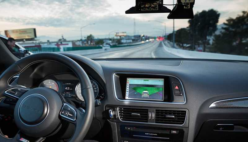 MOBILEYE - Mobileye technology scans the road for obstacles for autonomous cars. On Monday, Intel purchased Mobileye for $15 billion.