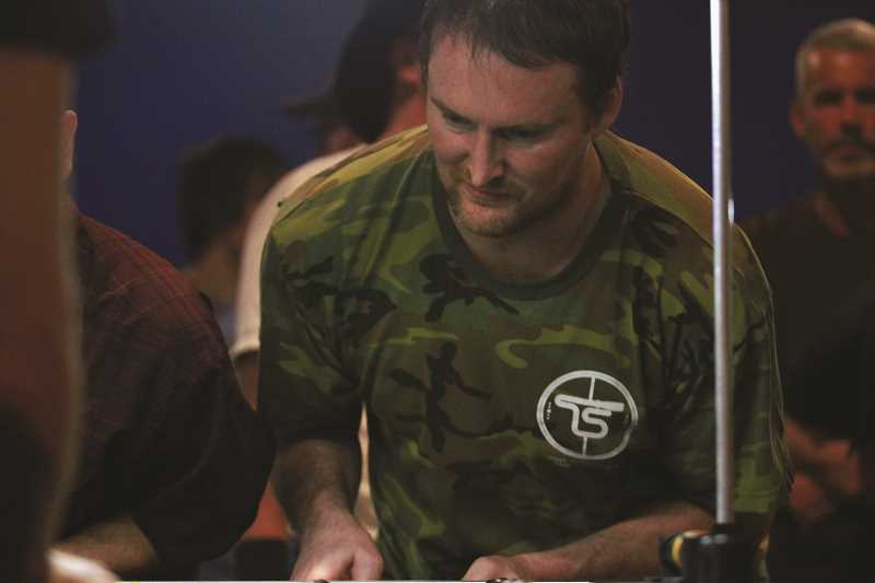 PHIL HAWKINS - Woodburn's Justin Shaw will represent the United States at the ITSF World Cup in April in Hamburg Germany. Shaw plays defense with doubles partner Ryan Moore. The two finished ninth overall at the 2015 World Cup in Turin, Italy.
