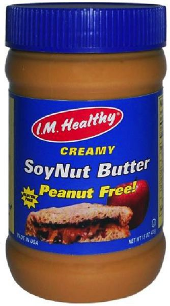 COURTESY: FDA - I.M. Healthy SoyNut Butter and I.M. Healthy Granola are under a March 4 recall after the discovery of E. coli bacteria.