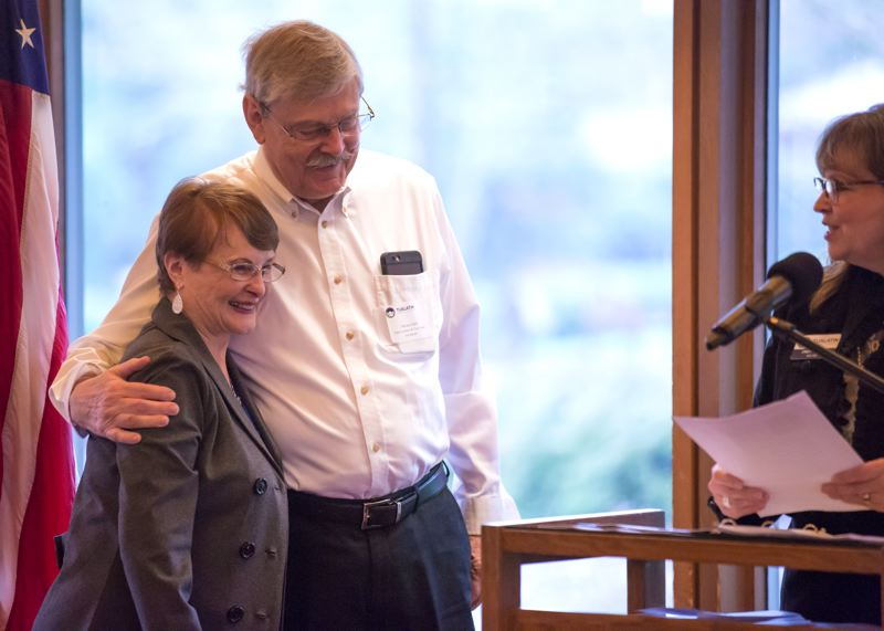 Tualatin Chamber of Commerce holds awards luncheon to 'Celebrate Tualatin'
