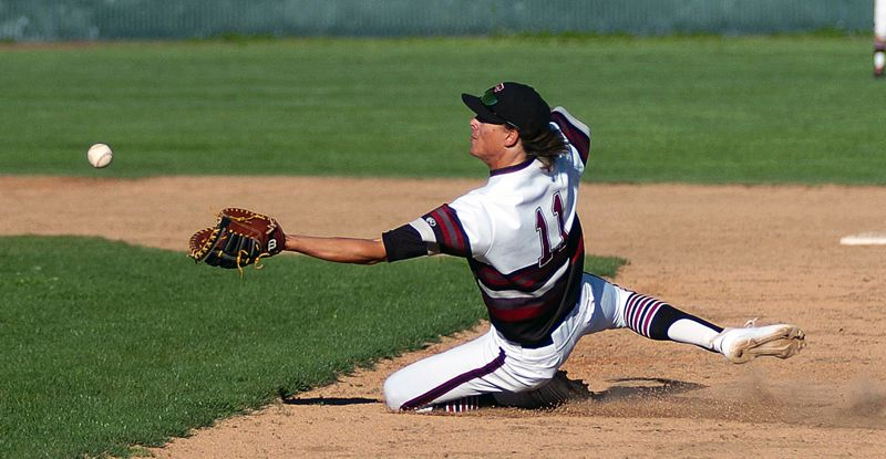 DAN BROOD - Junior Kaden Cook is one of five returnees for the Tualatin High School baseball team this season.
