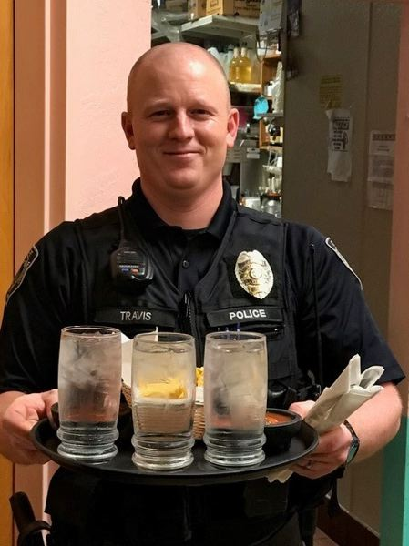 SCAPPOOSE POLICE DEPARTMENT PHOTO - Officer Travis Killens