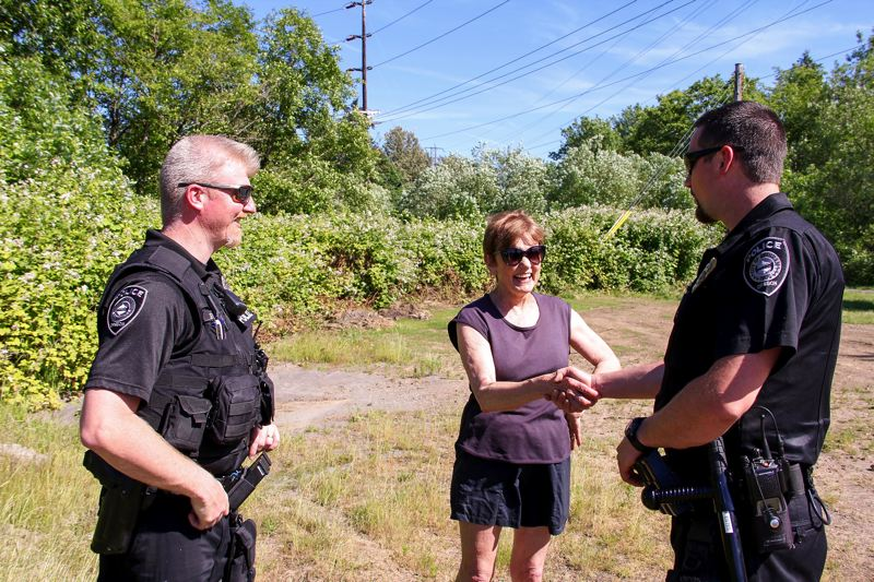 CONTRIBUTED - The Neighborhood Enforcement Team was formed to create a proactive neighborhood team to combat livability issues and increase community involvement.