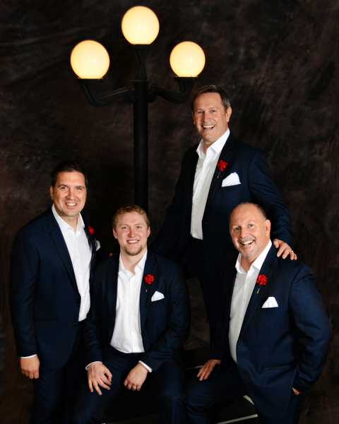 Sweet harmony to visit Forest Grove this weekend