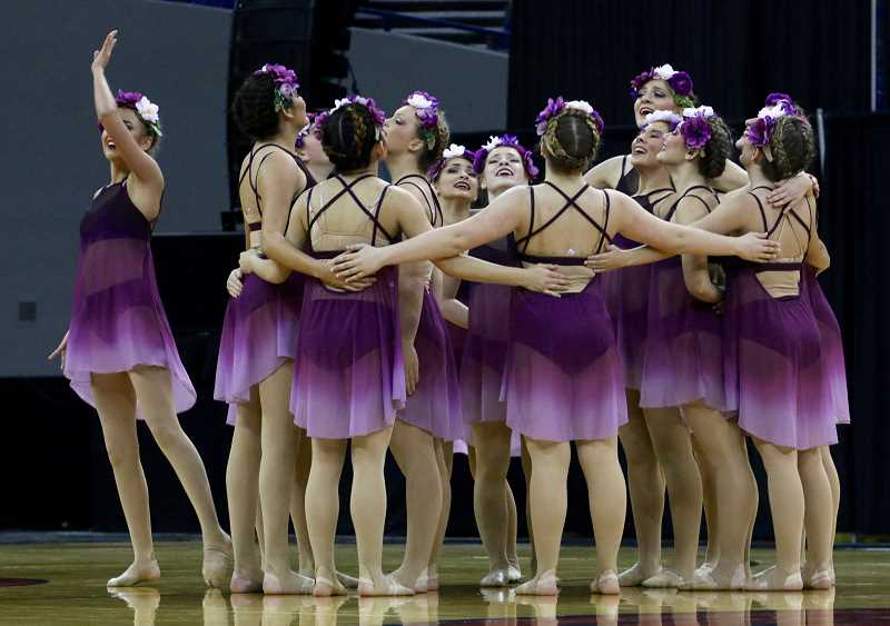 Dance: Wilsonville feels good about performance at Oregon State Championships