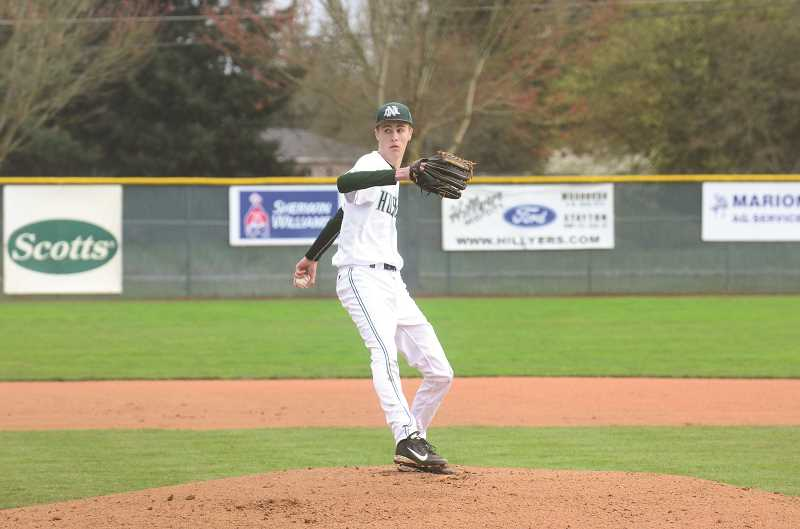 Baseball: The slightly older Huskies hope for marked improvement