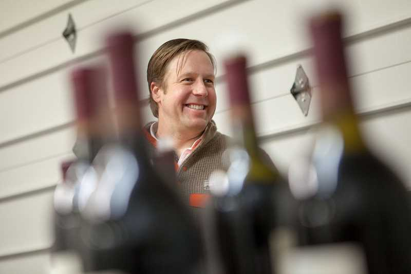 SUBMITTED PHOTOS  - Scott Haladay of Lake Oswego has started a second career in the wine industry. His family is now part owners of Walla Walla Vintners in the Walla Wall AVA.