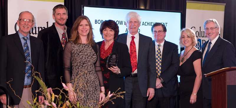 Lake Oswego Chamber of Commerce honors Grahams, Beck, Johnson