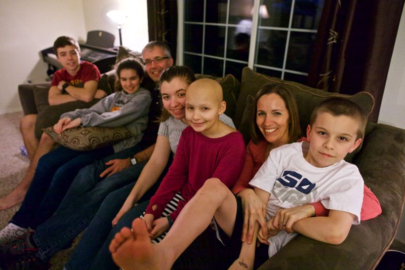 Candlelighters group supports families like Holly Bruno's