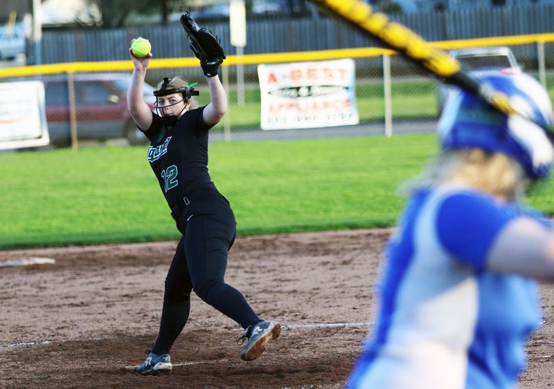 Tigard softball team gets off to a roaring start