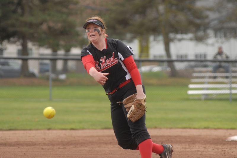 Mt. Hood softball falls to Lower Columbia 11-1