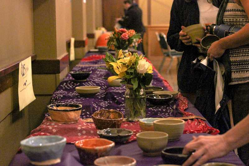 SUBMITTED PHOTO - Empty Bowls Soup Dinner, a major fundraising event for SW Hope, will take place on Sunday, April 2.
