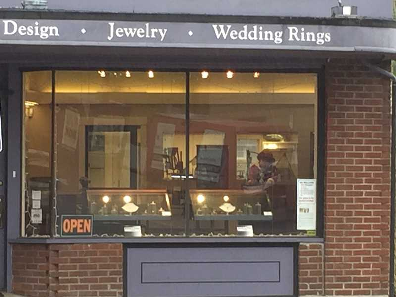 SUBMITTED PHOTO BY GEORGINA YOUNG-ELLIS - Jones and Jones Jewelers on Southwest Capitol Highway has been in the jewelry business in Portland for decades.