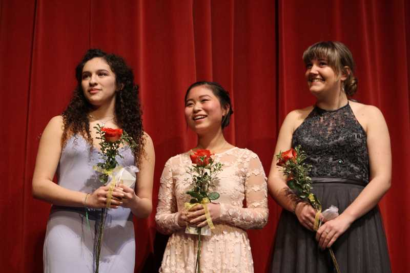 Wilson Rose Court princess crowned