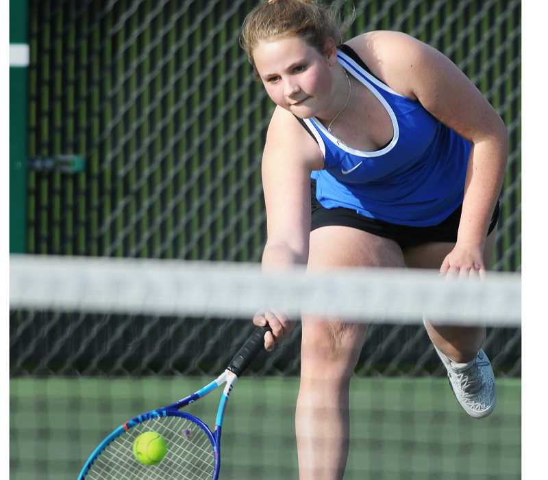 Newberg finding success early in this season