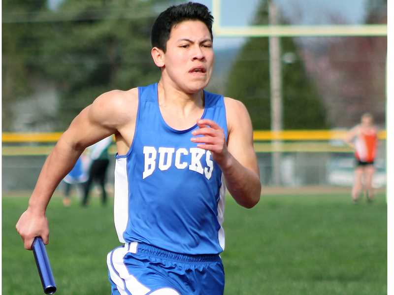 St. Paul track off to a strong start