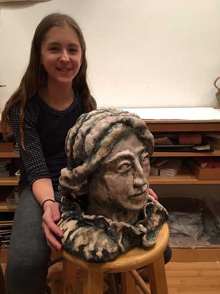 Students from Mosaic Arts Loft place in national ceramics competition