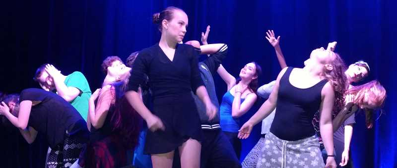 A decade of dance, drama in downtown Gresham