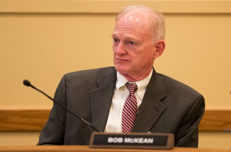 TRIBUNE FILE PHOTO - A budget proposed by Portland Public Schools interim Superintendent Bob McKean would give 3 percent raises to employees while making severe staff cuts.