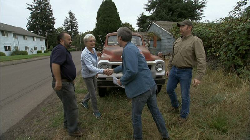Salem man's car collection   revs up 'American Pickers'