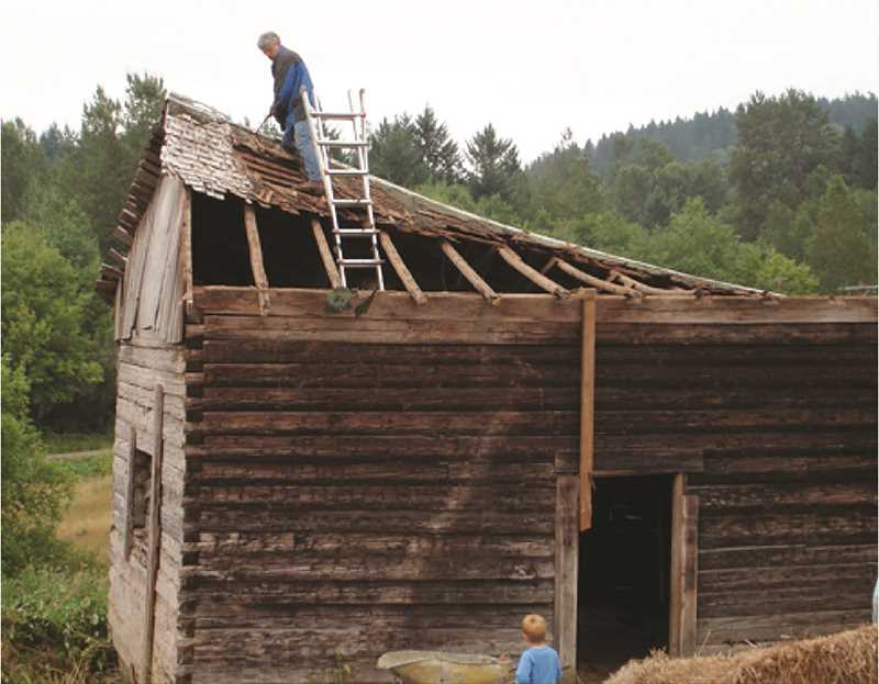 Molalla Log House could return to Molalla