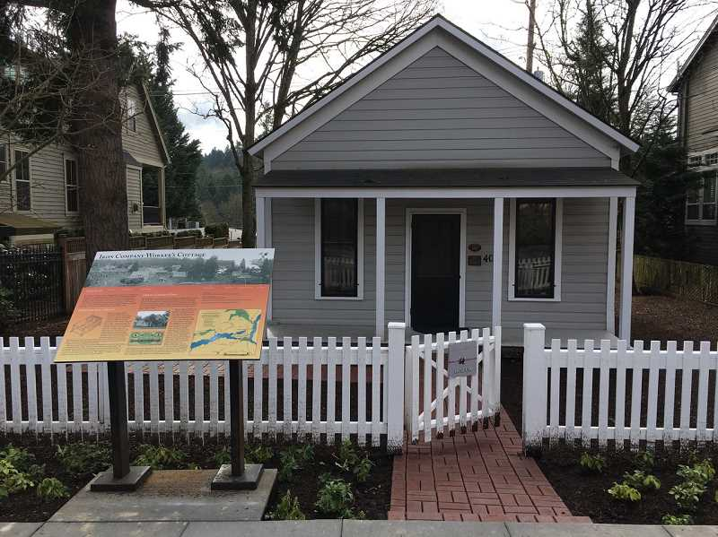 Preservation Society opens LO's newest, smallest museum