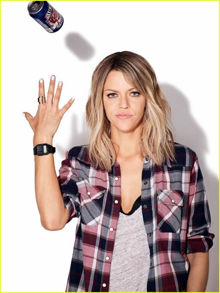 KAITLIN OLSON TURNS SHINING STAR