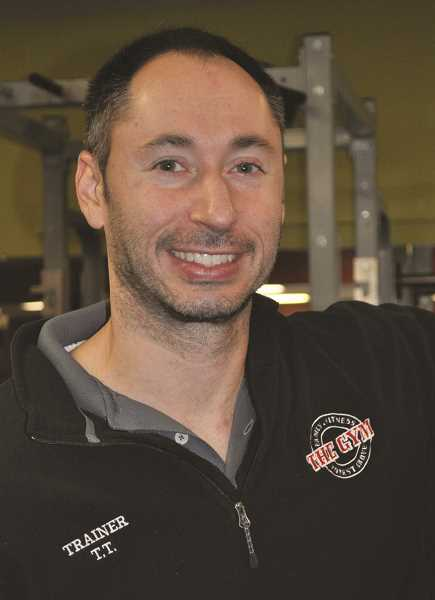 Nate Boyd, Owner of The Gym