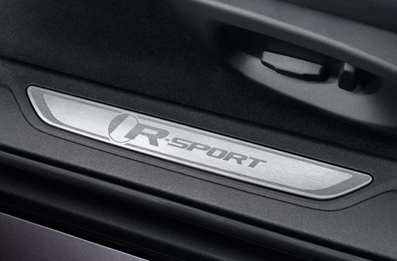 COURTESY JAGUAR - R-Sport versions of the Jaguar XF comes with distinctive exterior and interior trim.