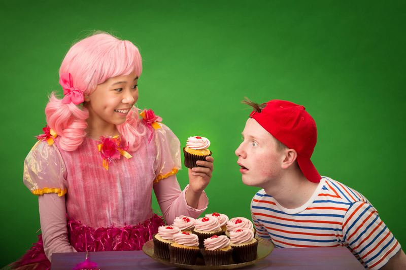 COURTESY: OWEN CAREY - Oregon Children's Theatre's 'Pinkalicious' stages May 6-June 4 at Newmark Theatre.
