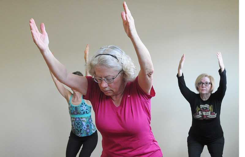 GARY ALLEN - Newberg Community Yoga opened in January under new owner Amy Jaczko after the owner of the former occupant, First Street Yoga, announced her plan to retire last year.