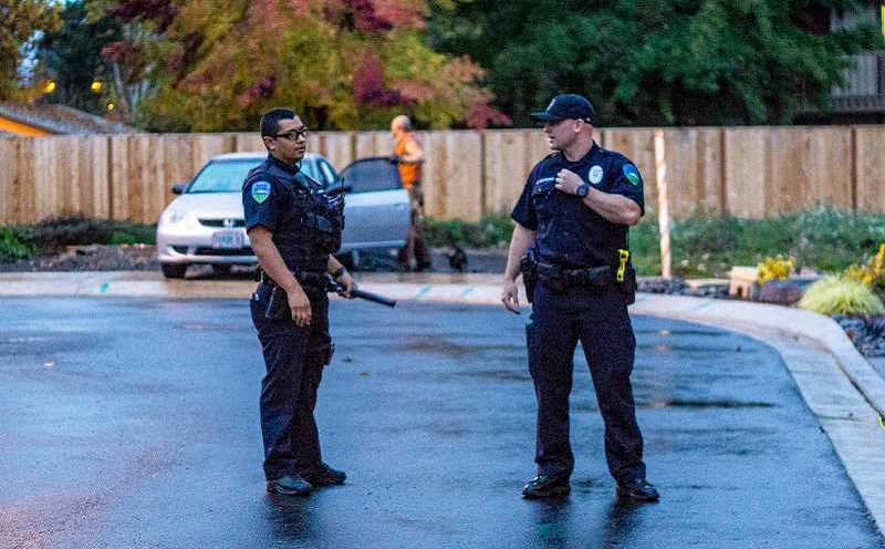 Forest grove officers have been busy this week.