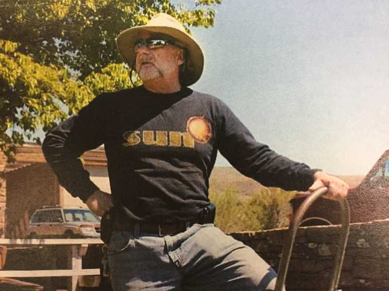 CONTRIBUTED PHOTO - Bob Yoesle will lead a presentation at the Estacada Public Library titled What to Expect: The Solar Eclipse of August 21st 2017. Yoesle is a member of the Rose City Astronomers and a volunteer at the Goldendale Observatory