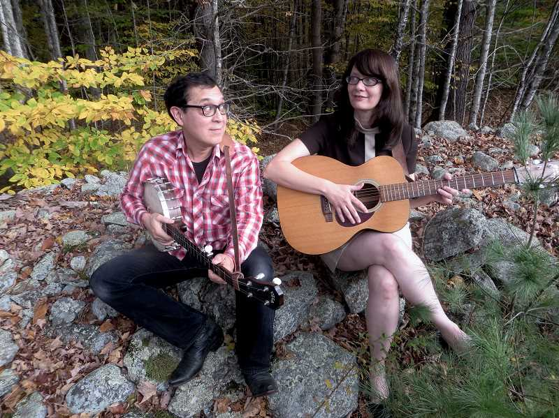 COURTESY PHOTO - Hungrytown will play at the Forest Grove City Library Wednesday night to kick of adult Summer Reading.
