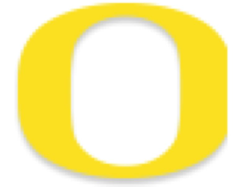 UNIVERSITY OF OREGON - Ducks logo