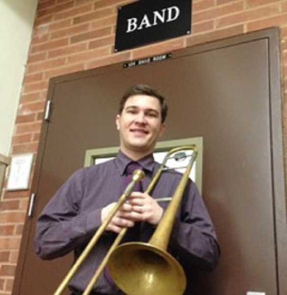 SUBMITTED PHOTO: RICK SEIFERT - Wilson High School grad Alex Rodriguez's love of jazz has taken him from California to Russia and back again to the Northwest.