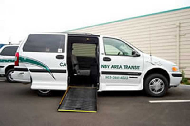 CITY OF CANBY - Canby Area Transit paratransit services will become more efficient, unlocking the potential to increase service in other areas.