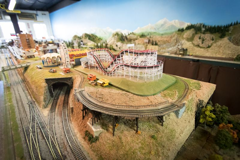 PORTLAND TRIBUNE: JAIME VALDEZ - Two buildings that house local model railroad clubs will be open and operating on Sundays. The clubs will also sell ice cream to help fund themselves.